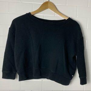 🛍2/$20: VICTORIA's SECREt 1/4-Sleeve Crop Sweater